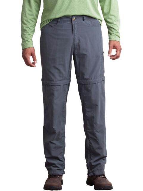 ExOfficio BugsAway Sol Cool Ampario Convertible Pants Men Dk Pebble